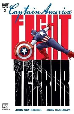 Captain America (2002-2004) #2