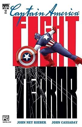 Captain America (2002-2004) No.2