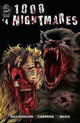 1000 Nightmares Vol. 4: Four on the Floor