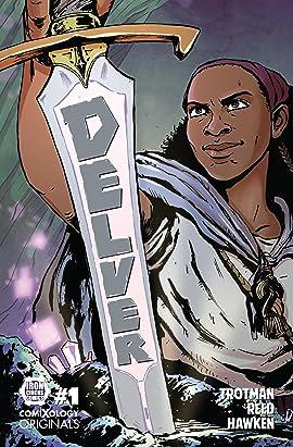 Delver (comiXology Originals) #1 (of 5)