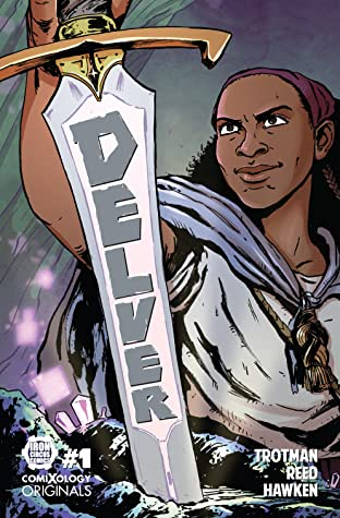 Delver (comiXology Originals) No.1 (sur 5)