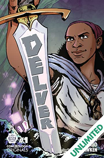 Delver Season One (comiXology Originals) #1 (of 5)