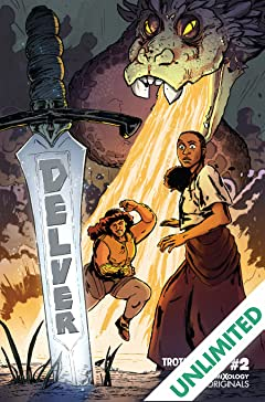 Delver (comiXology Originals) #2 (of 5)