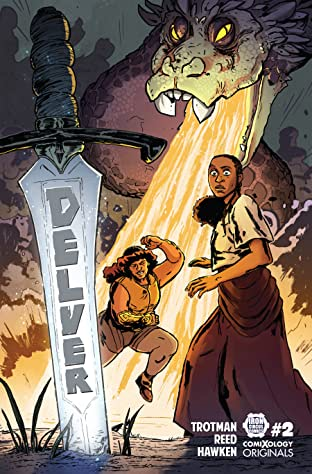 Delver (comiXology Originals) No.2 (sur 5)