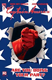 Captain America (2002-2004) No.3