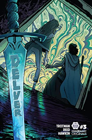 Delver (comiXology Originals) No.3 (sur 5)