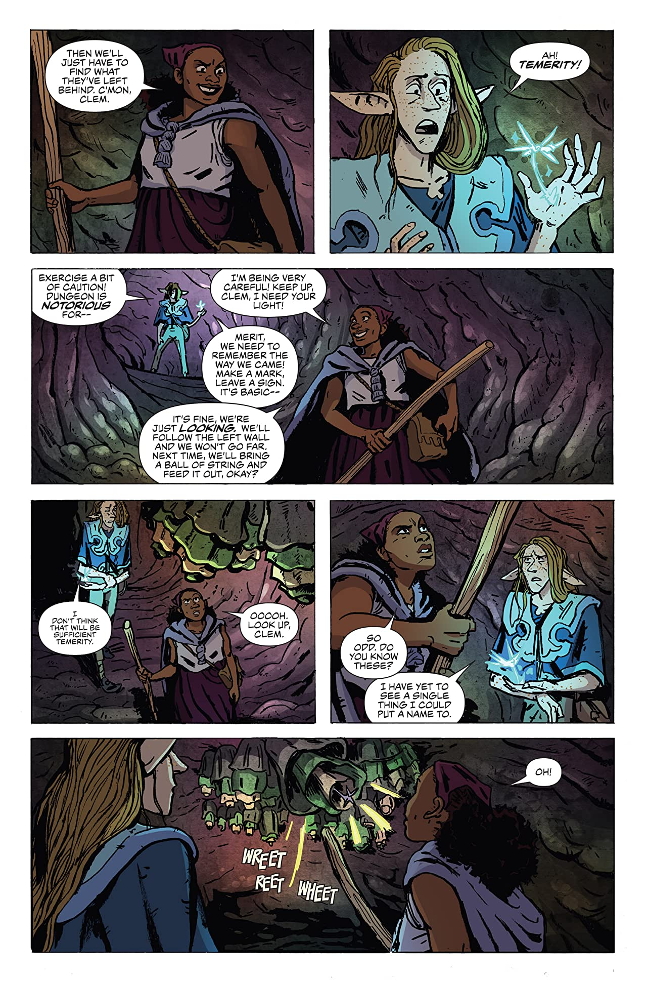 Delver Season One (comiXology Originals) No.3 (sur 5)