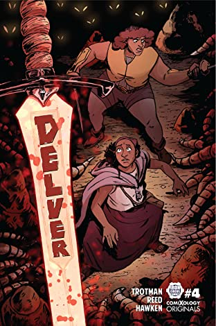 Delver (comiXology Originals) No.4 (sur 5)