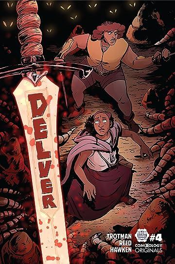 Delver (comiXology Originals) #4 (of 5)