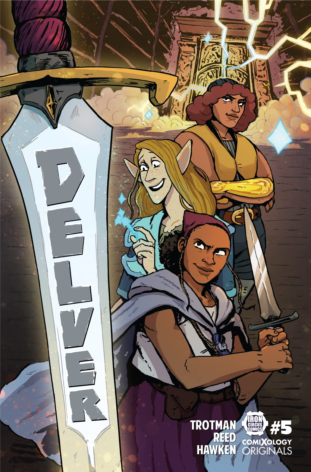 Delver Season One (comiXology Originals) No.5 (sur 5)