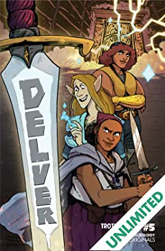 Delver Season One (comiXology Originals) #5 (of 5)
