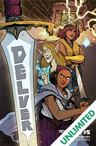 Delver Seaon One (comiXology Originals) #5 (of 5)