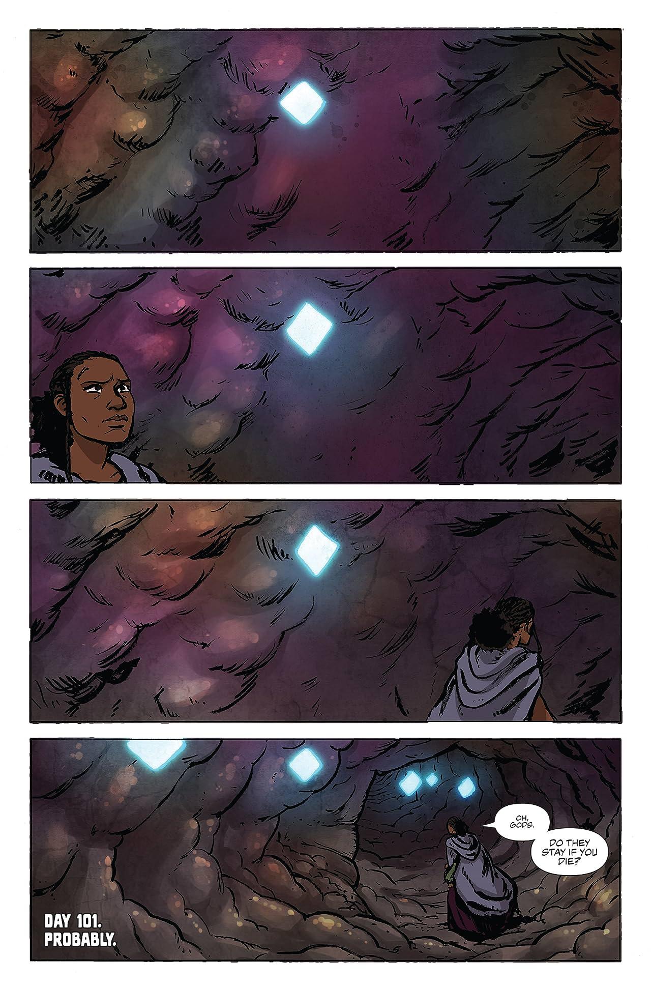 Delver Season One (comiXology Originals) #5 (of 5)