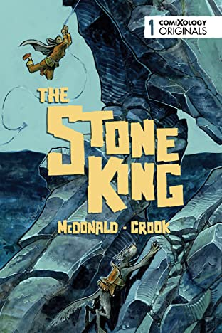The Stone King (comiXology Originals) #1 (of 4)