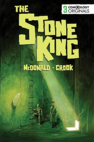 The Stone King (comiXology Originals) No.3 (sur 4)