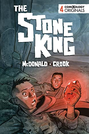 The Stone King (comiXology Originals) #4 (of 4)
