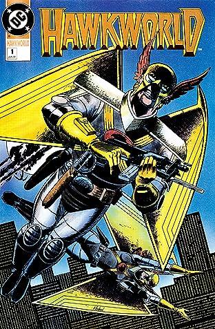 Hawkworld (1989-1993) #1