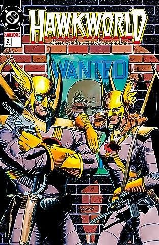 Hawkworld (1989-1993) #2
