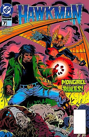 Hawkman (1993-1996) No.7