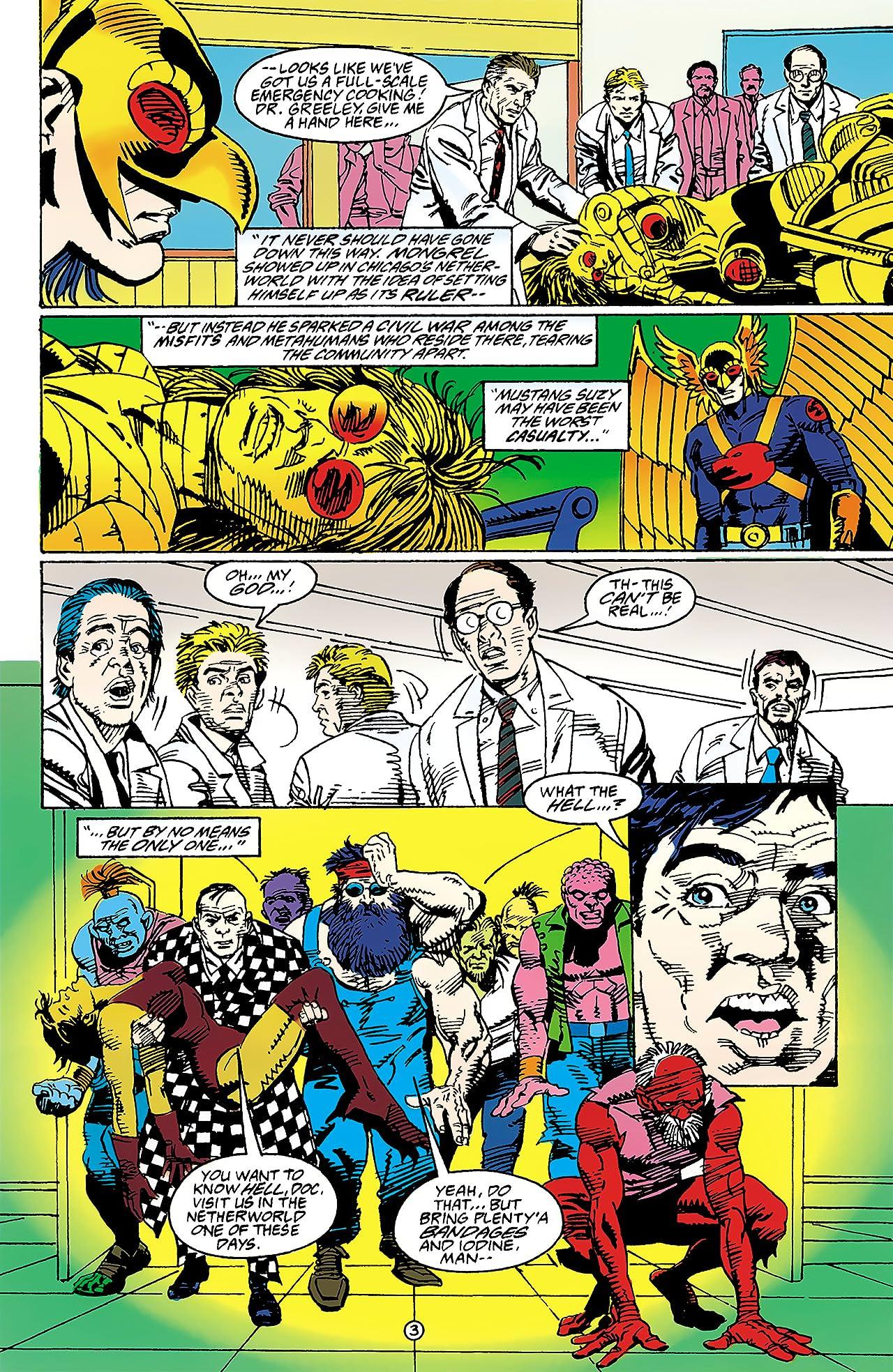 Hawkman (1993-1996) #8