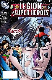 Legion of Super Heroes (2005-2009) #10