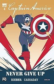 Captain America (2002-2004) No.4