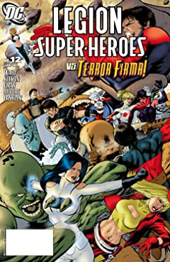 Legion of Super Heroes (2005-2009) No.12