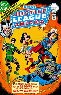 Justice League of America (1960-1987) No.149