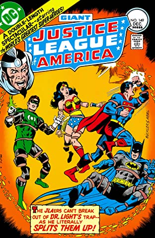 Justice League of America (1960-1987) #149