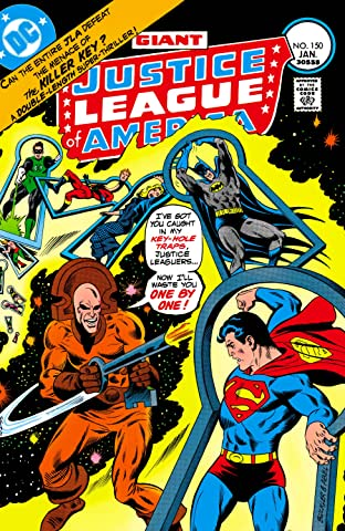 Justice League of America (1960-1987) #150