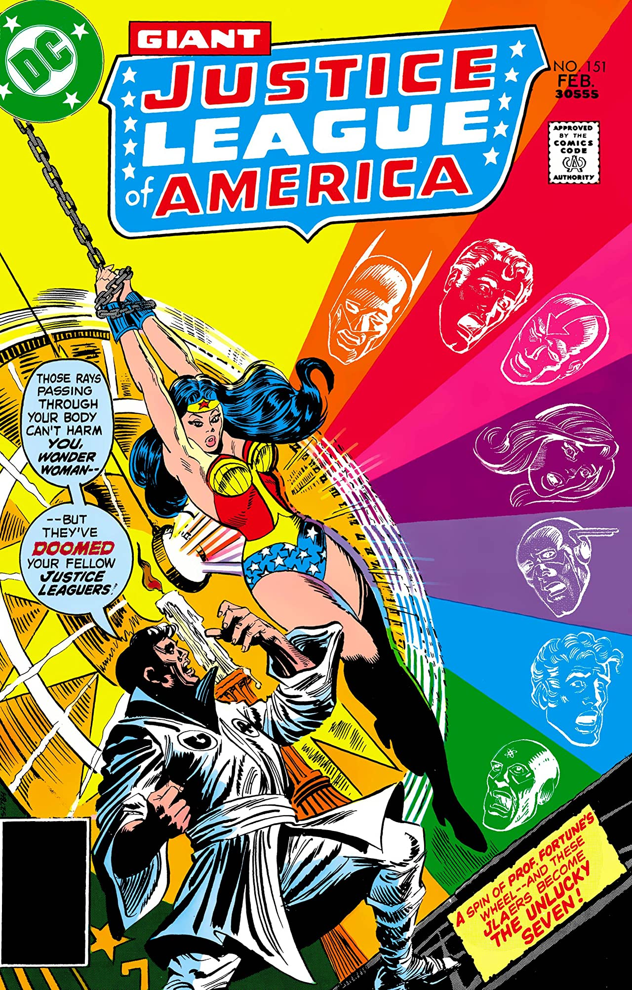 Justice League of America (1960-1987) #151
