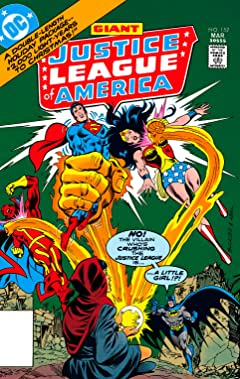 Justice League of America (1960-1987) No.152