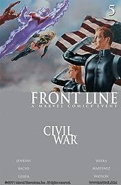 Civil War: Front Line #5 (of 11)