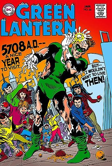 Green Lantern (1960-1986) #66