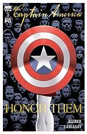 Captain America (2002-2004) No.5