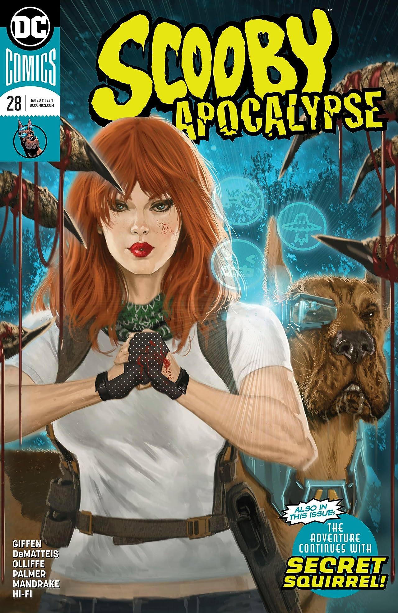 Scooby Apocalypse (2016-) No.28