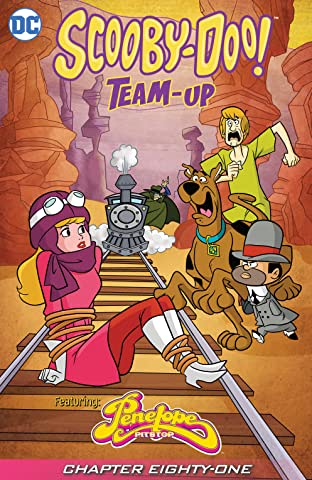 Scooby-Doo Team-Up (2013-) #81