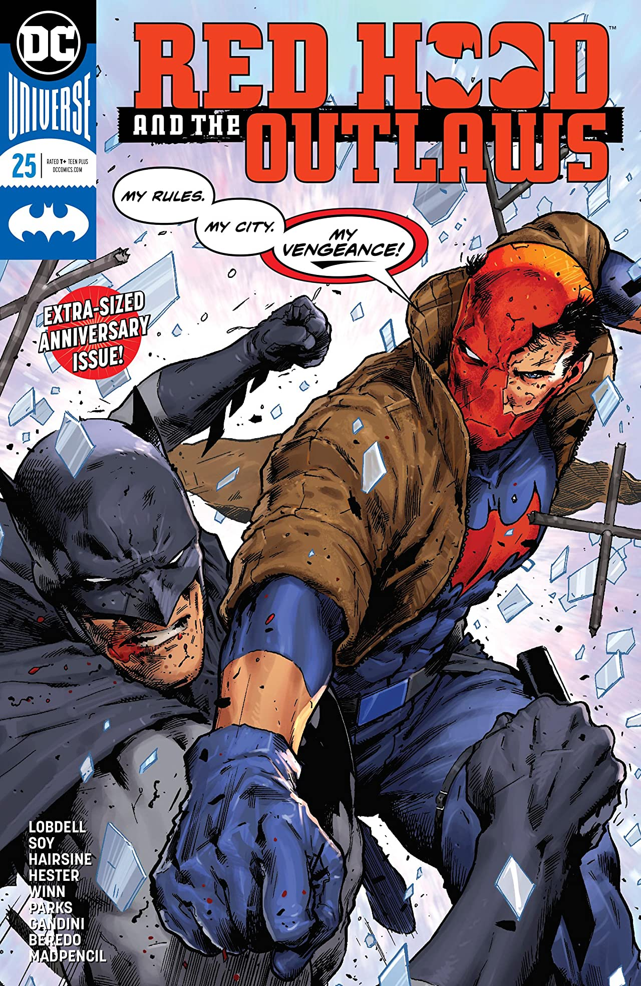 Red Hood and the Outlaws (2016-) No.25