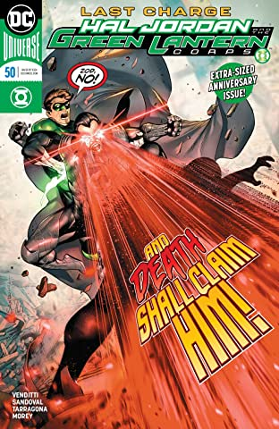 Hal Jordan and The Green Lantern Corps (2016-) #50