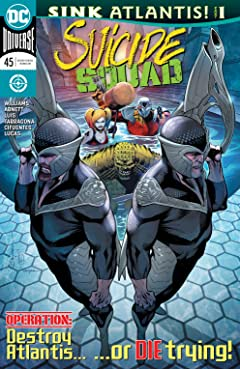 Suicide Squad (2016-) #45