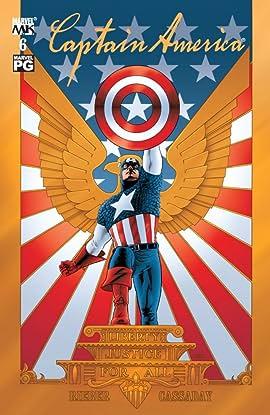 Captain America (2002-2004) No.6