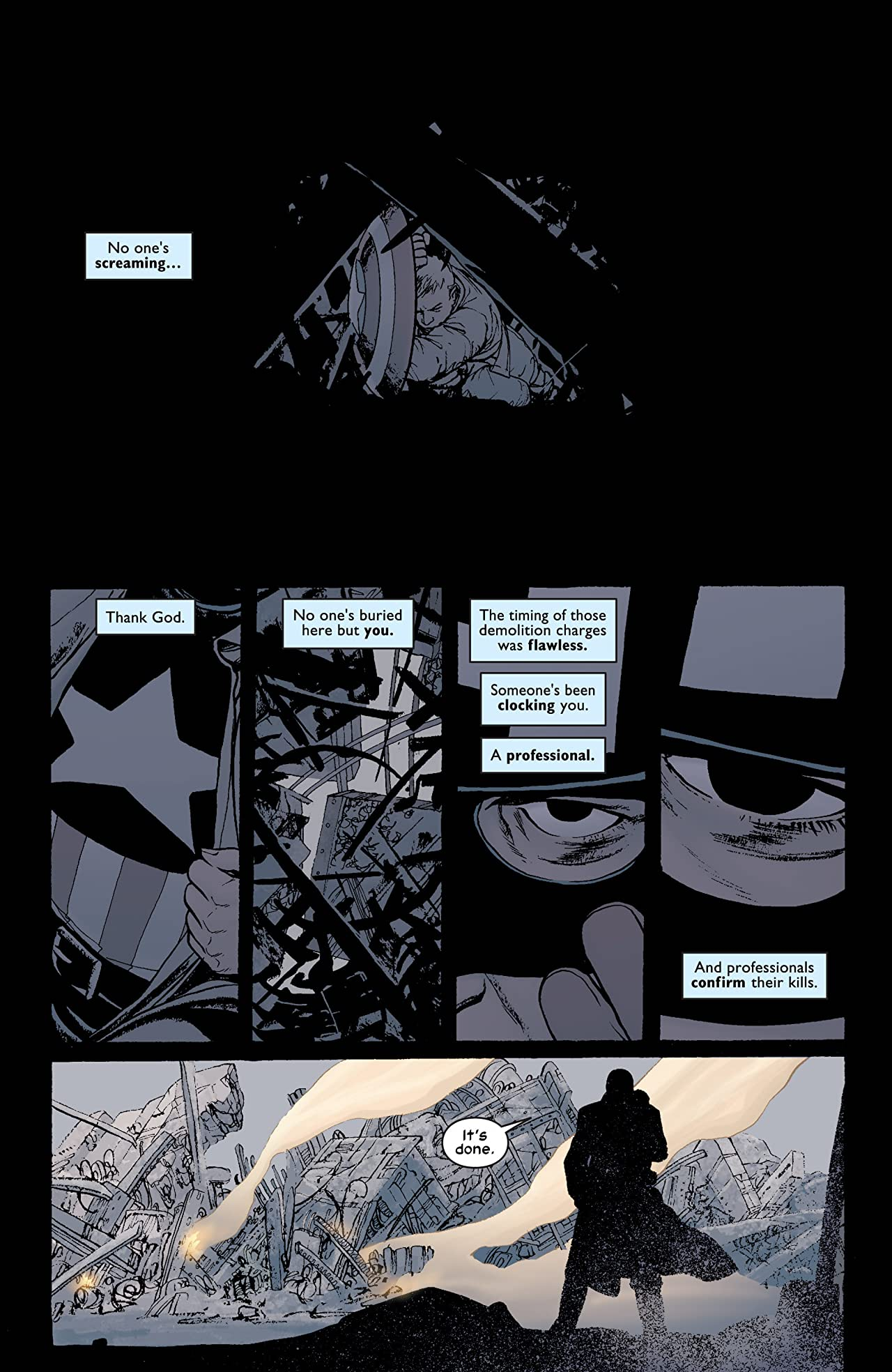 Captain America (2002-2004) #6