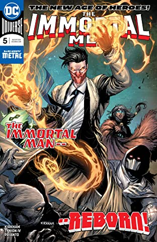 The Immortal Men (2017-) #5