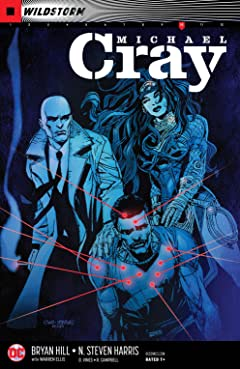 The Wild Storm: Michael Cray (2017-) #10