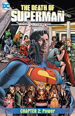 Death of Superman, Part 1 (2018) #2