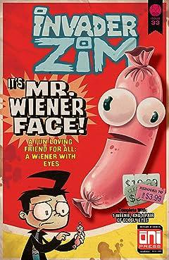 Invader Zim #33