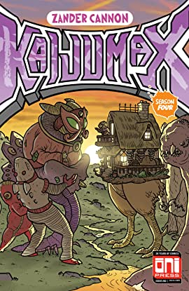 Kaijumax: Season Four #2