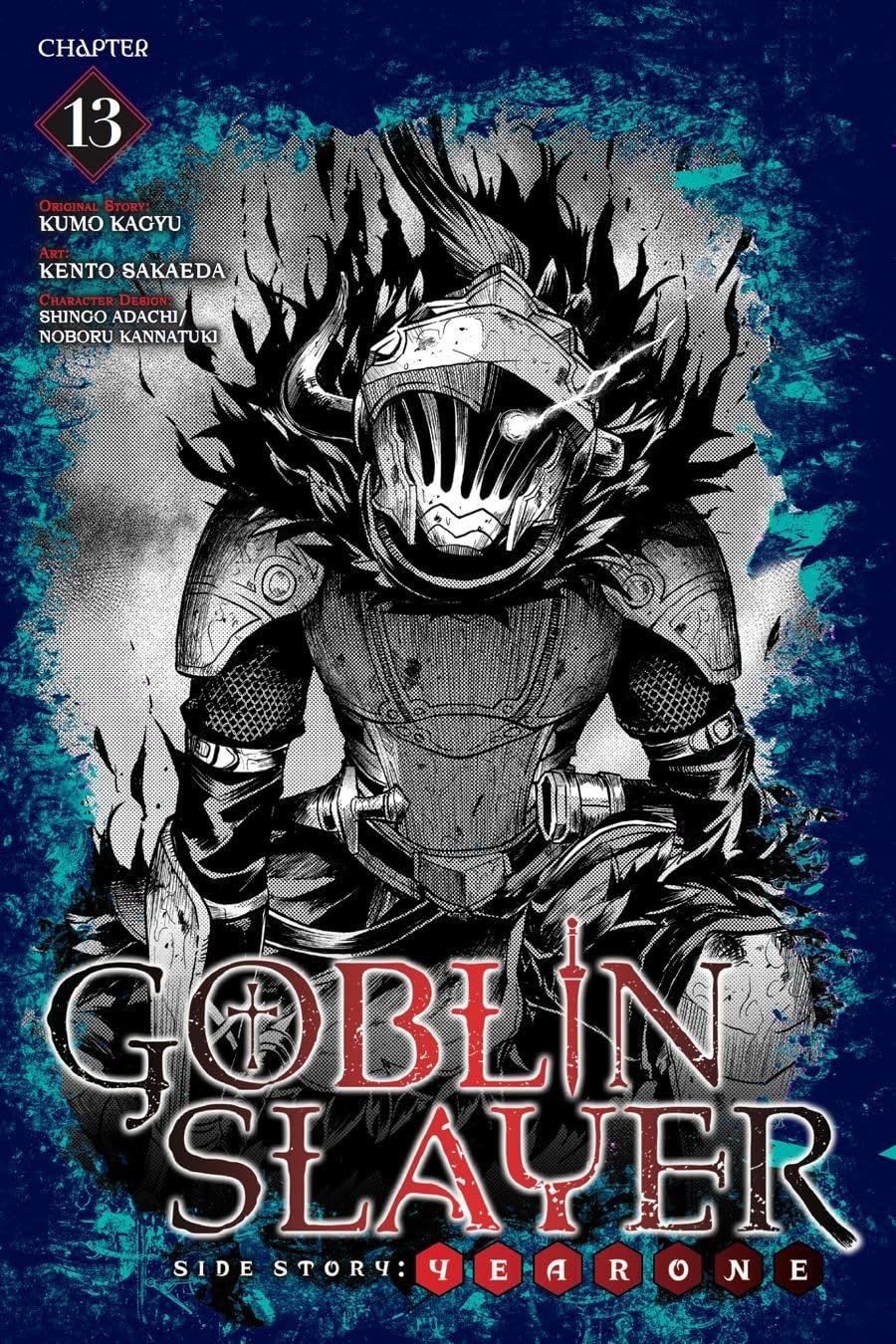 Goblin Slayer Side Story: Year One #13