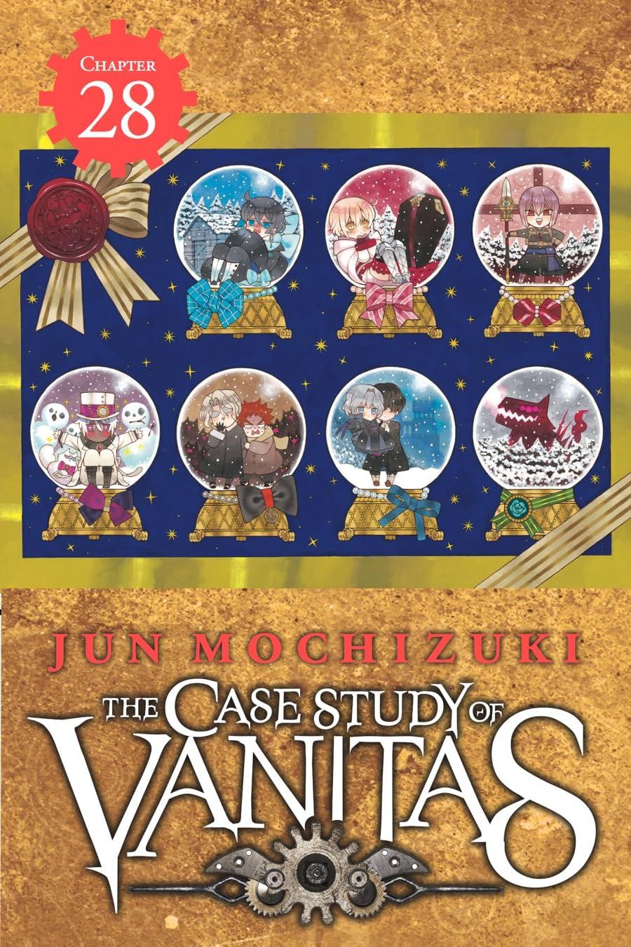 The Case Study of Vanitas #28