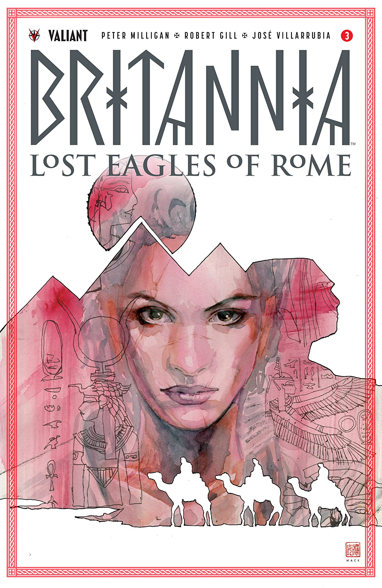 Britannia: Lost Eagles of Rome #3